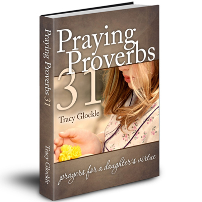 Praying Proverbs 31 - book cover