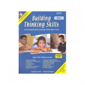 building critical thinking skills Memorization with little time left for the development of critical thinking skills which allows for a deeper understanding and a richer experience learning to ask appropriate questions and deduce information in order to build a deeper connection to the information is imperative ninth grade students at the end.