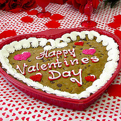 Giant Valentineu0027s Day Cookies ~ Our Family Tradition   Joy In Our Journey