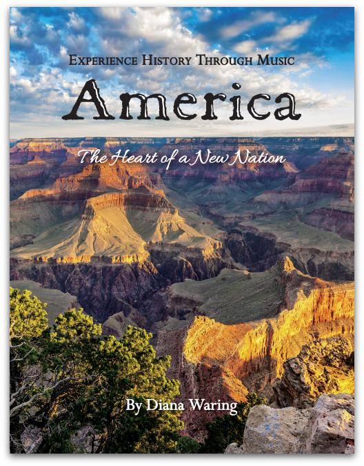 America: The Heart of a New Nation bookcover