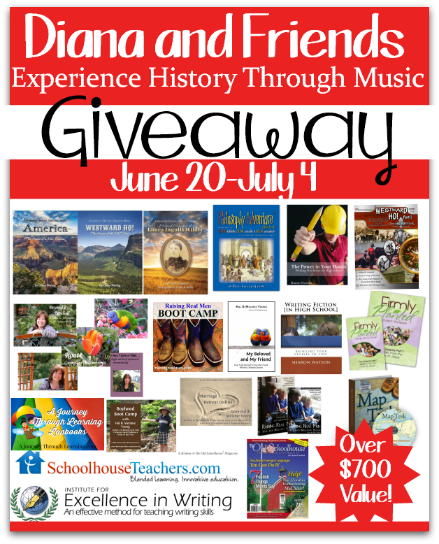 Diana and Friends Experience History Through Music Giveaway