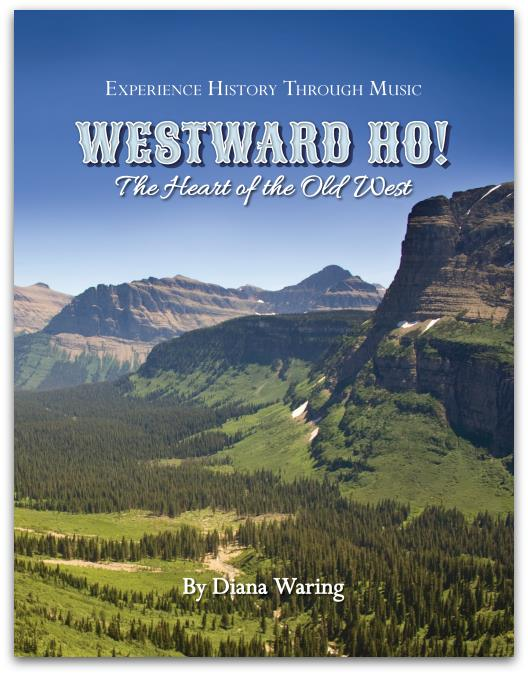 Westward Ho! The Heart of the Old West book cover
